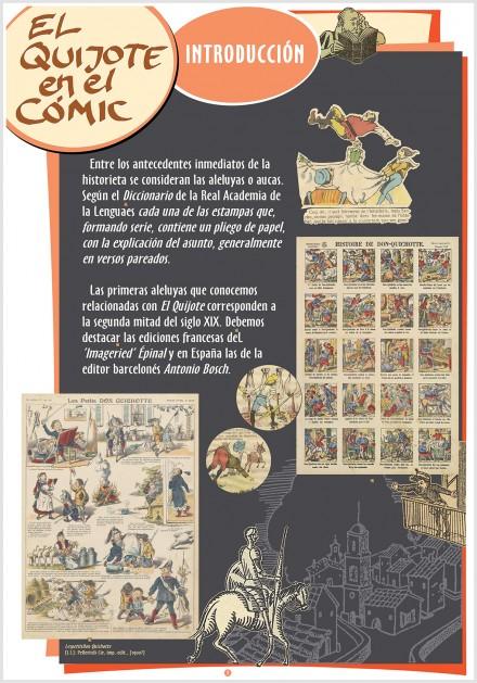 Actividades-Exposicion-Quijote-comic- Introduccion-2016