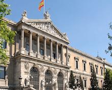 Tres bibliotecas españolas. En el Tricentenario de la Biblioteca Nacional de España