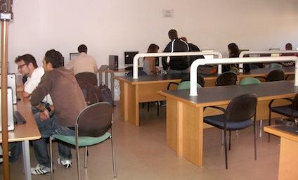 Facultad de Humanidades - Aula de Informática