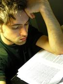 Exámenes, enero 2011